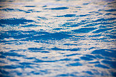 Abstract textured picture of a water surface with reflections