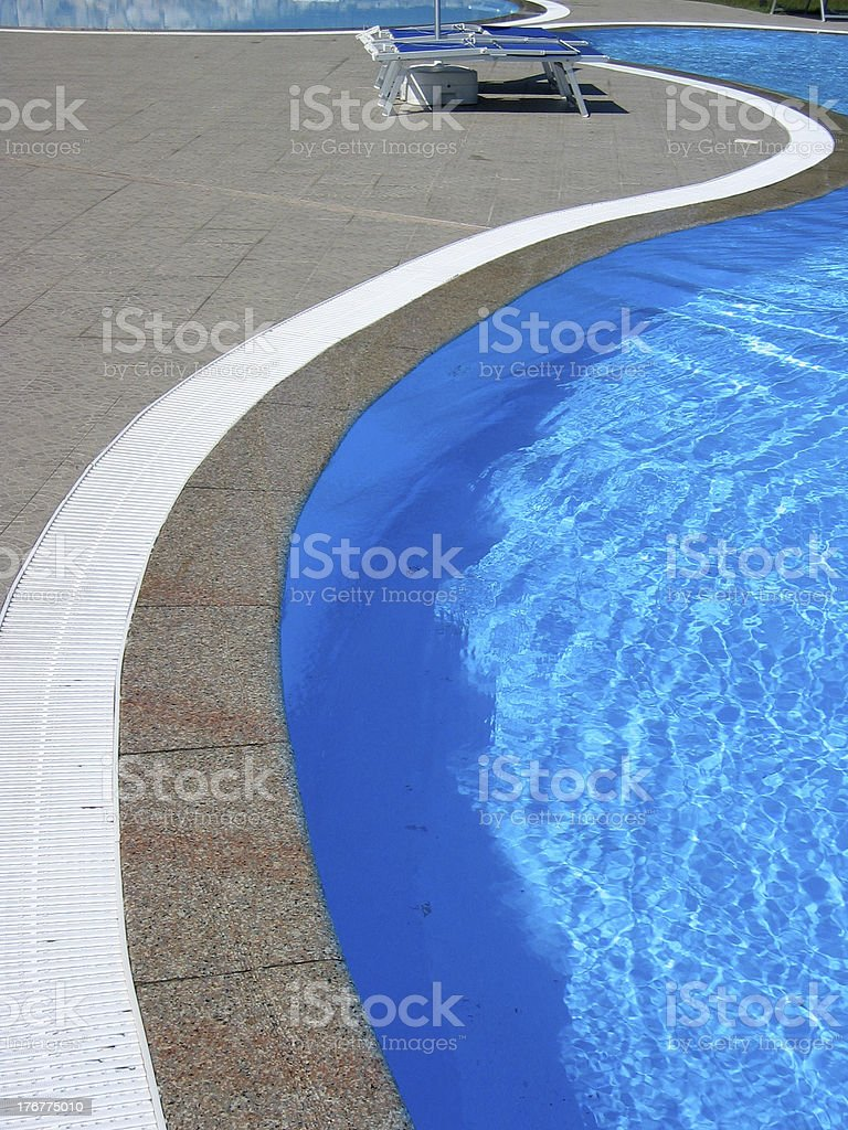 Pool2 royalty-free stock photo
