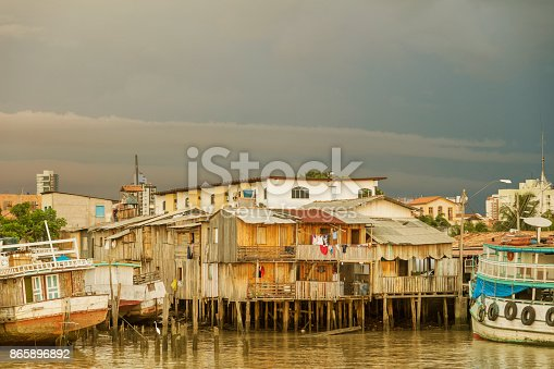 Belem, capital of the State of Para