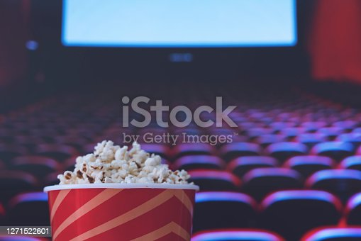 Movie Theater, Movie, Popcorn, Film Industry, Projection Screen