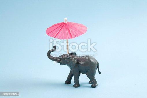 istock pop elephant figurine 839893056