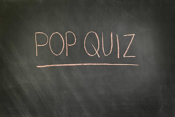 Pop-Quiz – Foto