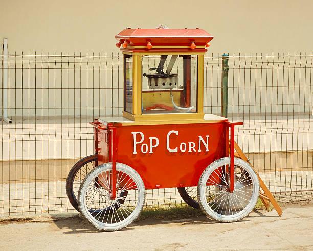Popcorn machine made in vintage style with sign pop corn picture id502635658?b=1&k=6&m=502635658&s=612x612&w=0&h=b9yd2ei338buh05bp 6zt4doabgzssjtefyaovrzuba=