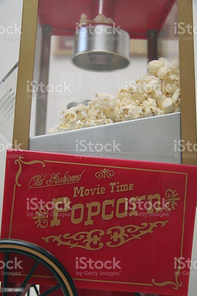 Popcorn Maker royalty-free stock photo