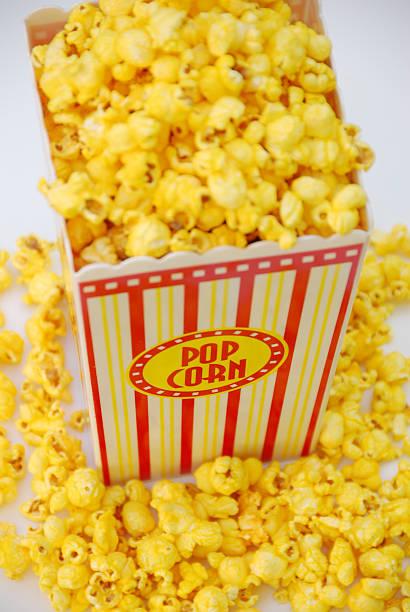popcorn - sinnvolle wörter stock-fotos und bilder