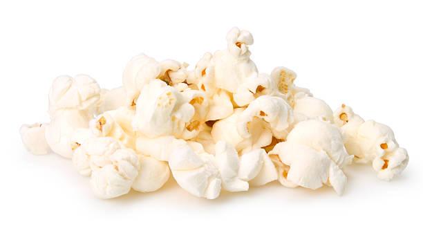 Palomitas de maíz - foto de stock