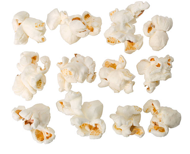 popcorn - single object stock pictures, royalty-free photos & images