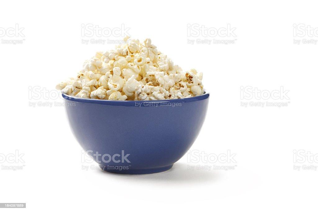 Popcorn - 免版稅剪裁圖圖庫照片