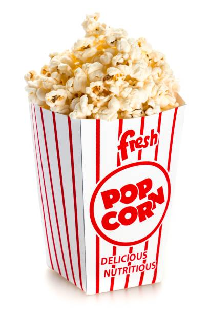 Popcorn. – Foto