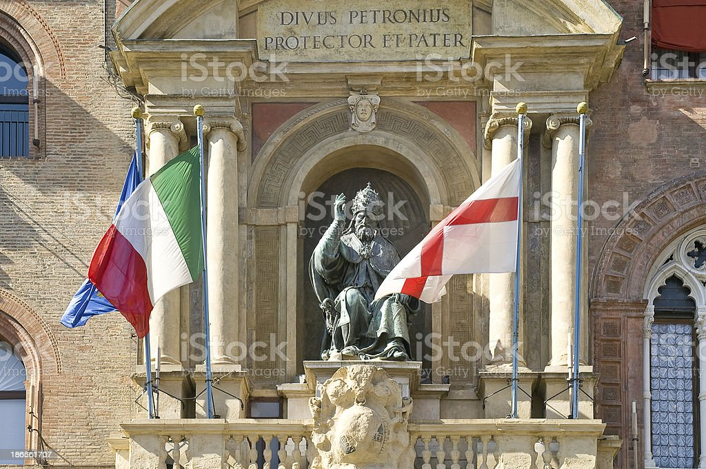 Pope Gregory XIII stock photo