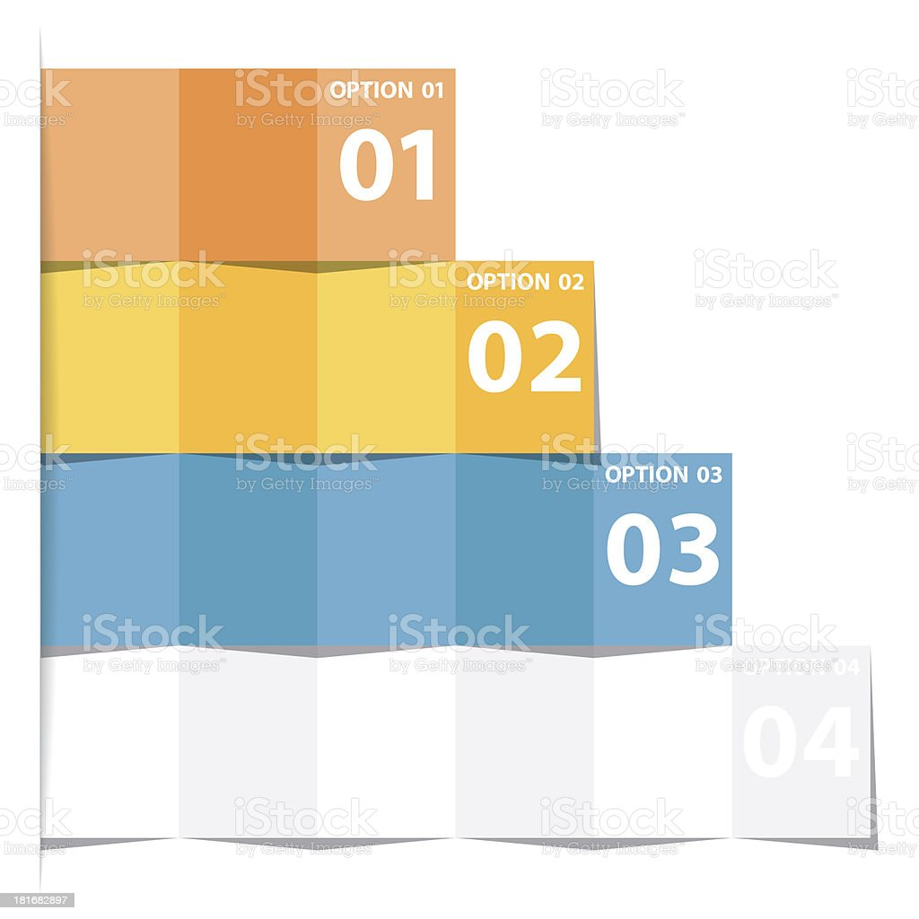popular modern squares business presentation infographic backgro stock photo