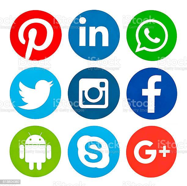 Popular social media icons picture id513804382?b=1&k=6&m=513804382&s=612x612&h=rzxn38vngujsx5idbmnytcexjgvh81srwfigtdxveos=