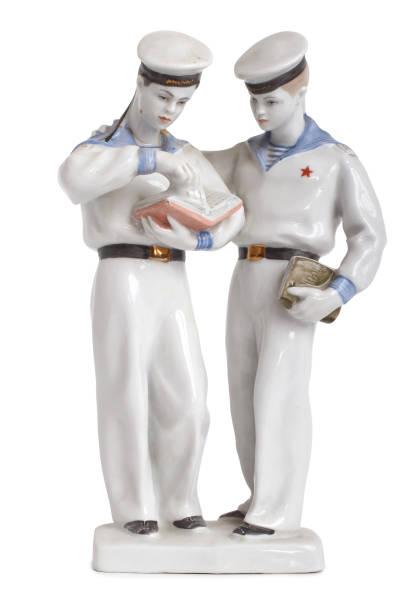 Porcelain figurine – zdjęcie