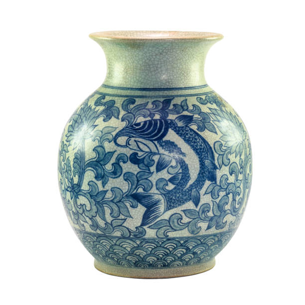 porcelain - vase stock pictures, royalty-free photos & images
