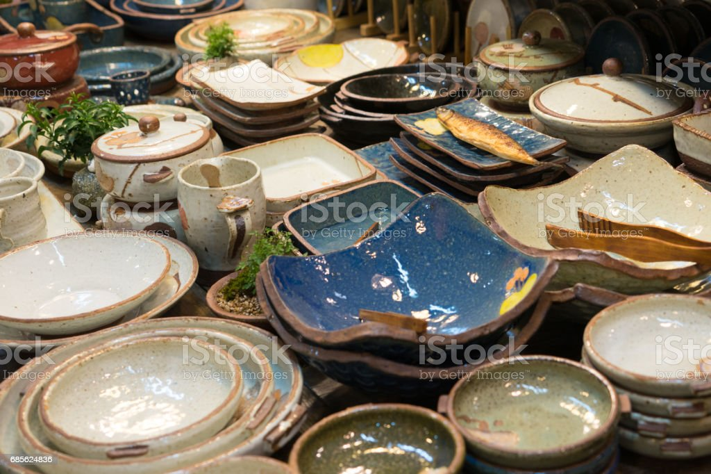 porcelain plate royalty-free stock photo