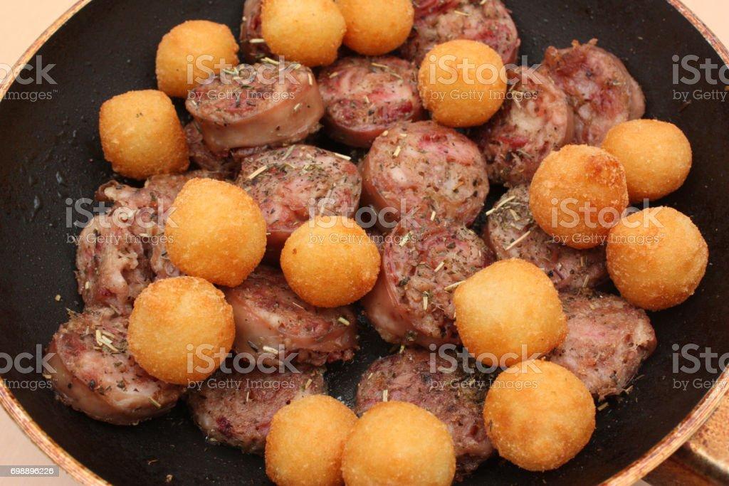 Andouillette de porc - Photo