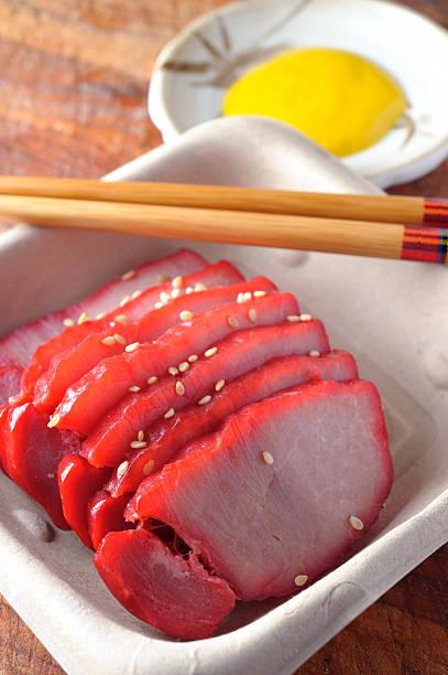 BBQ Pork stock photo