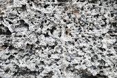 Porous stone texture