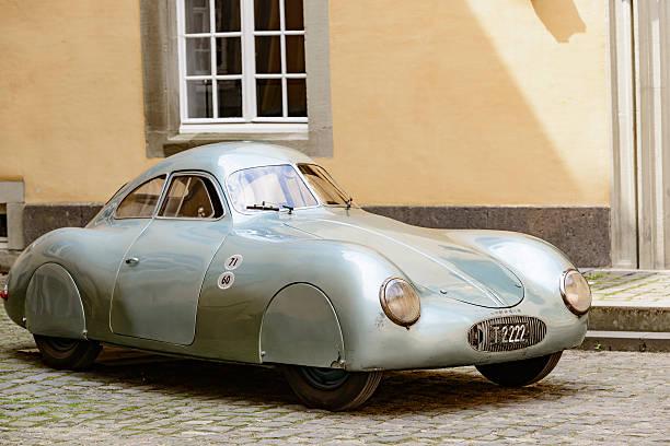 Porsche 64 Prototype voiture de sport - Photo