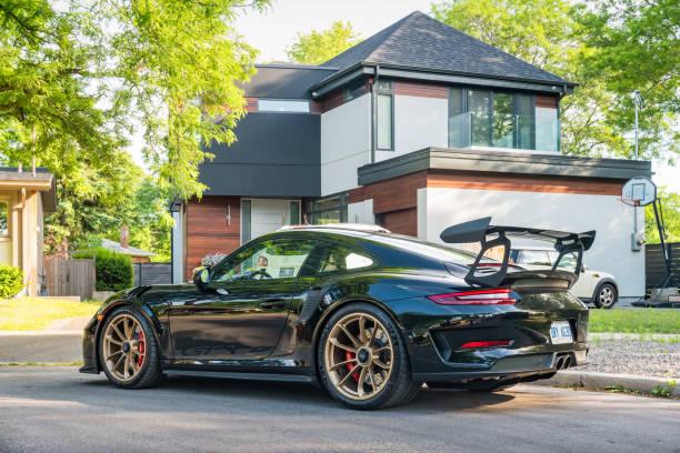 Porsche 911 GT3 RS stock photo