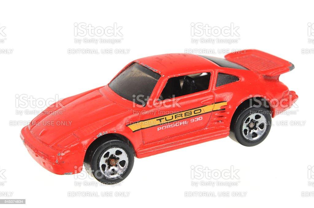 1989 Porsche 930 Hot Wheels Diecast Toy Car Stock Photo Download Image Now Istock