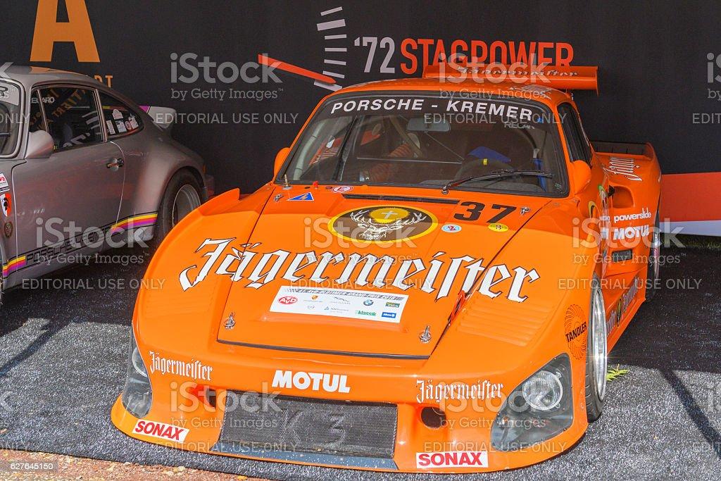 Porsche 935 K3 Bi-Turbo Jägermeister Kremer