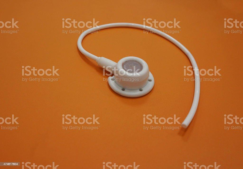 Port A catheter stock photo