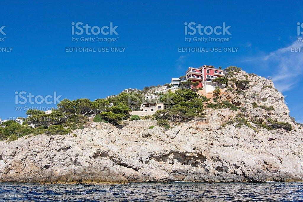Port Andratx Mallorca royalty-free stock photo