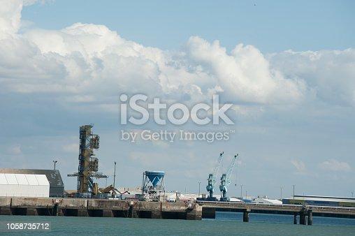zone portuaire de La Rochelle