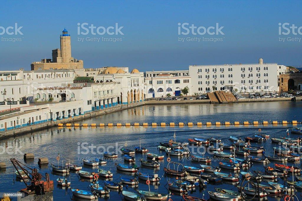 Port de Péche d'Alger, algérie - Photo