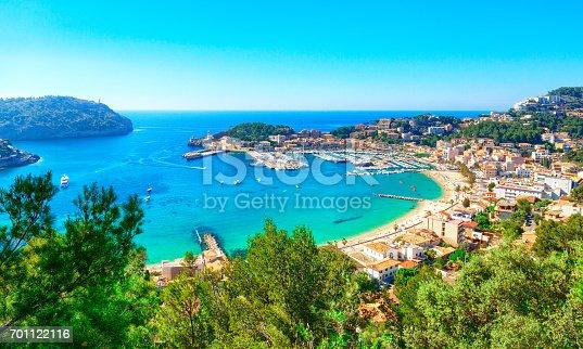 istock Port de Soller, Mallorca, Spain 701122116