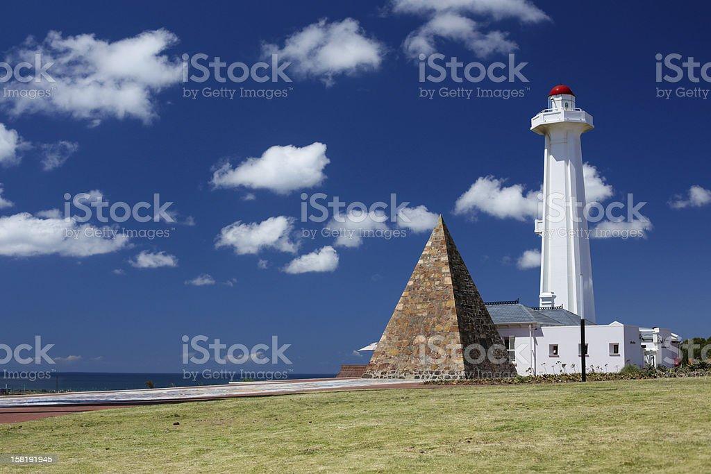 Port Elizabeth Light House stock photo