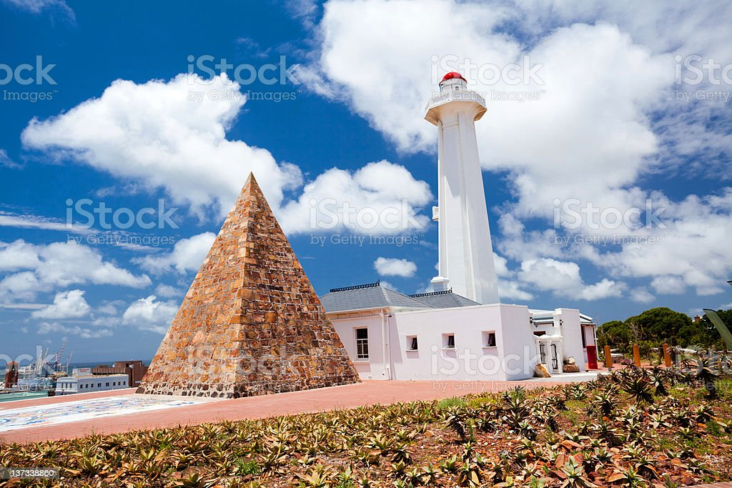Port Elizabeth, South Africa stock photo
