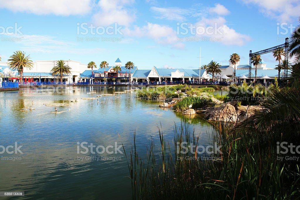 Port Elizabeth, South Africa stock photo