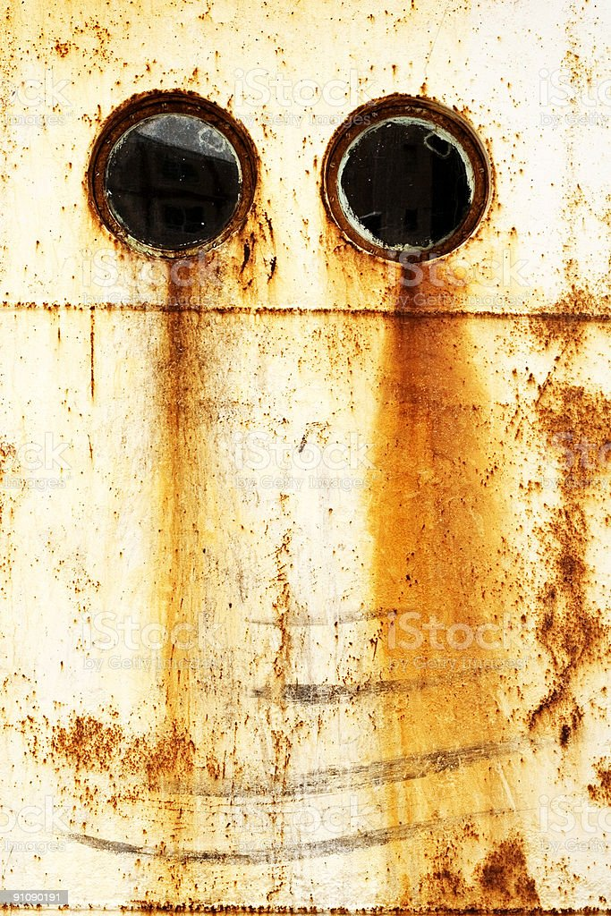 Port Hole Windows royalty-free stock photo