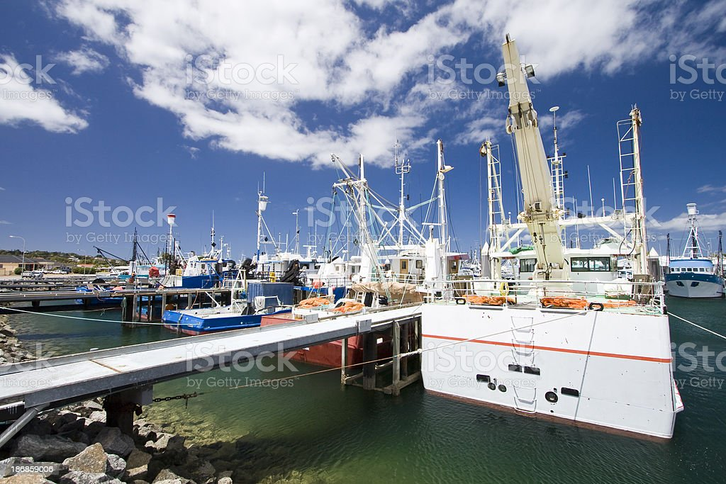 Port Lincoln royalty-free stock photo
