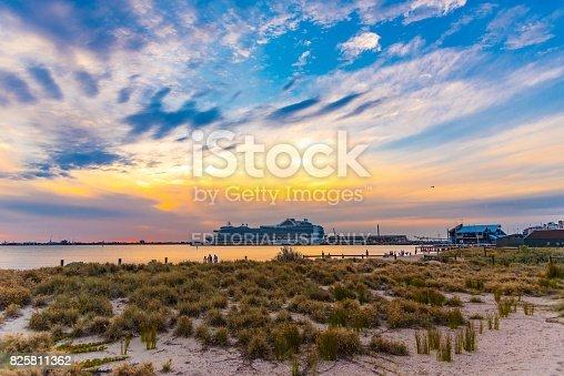 istock Port Melbourne 825811362