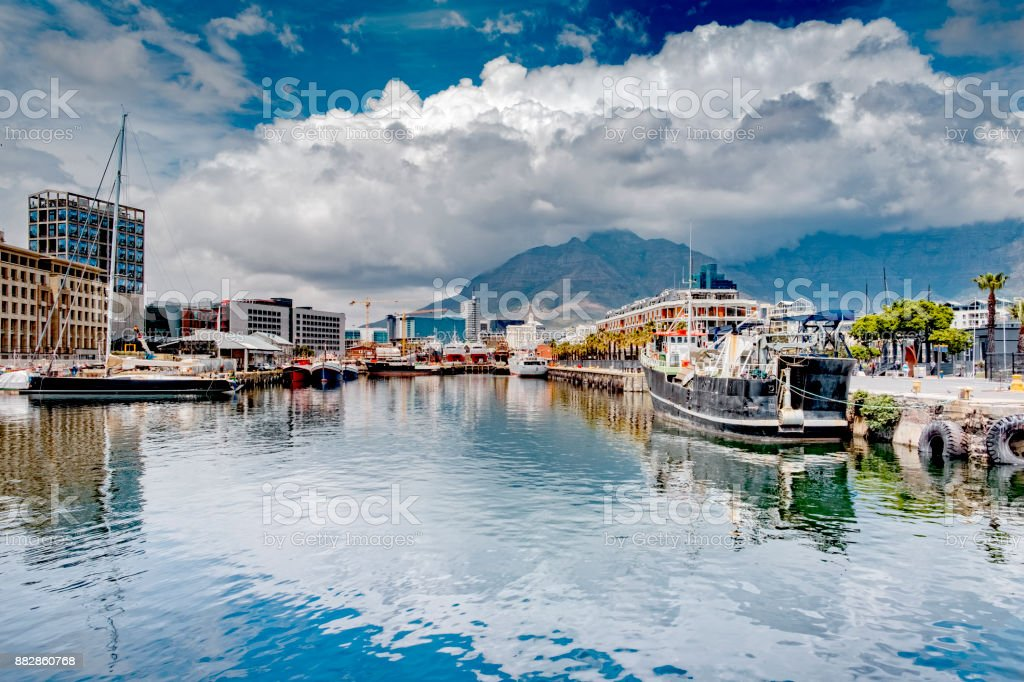 Hafen von Kapstadt – Foto