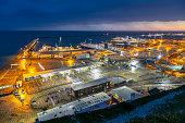 istock Port of Dover, Kent, UK 1184052477