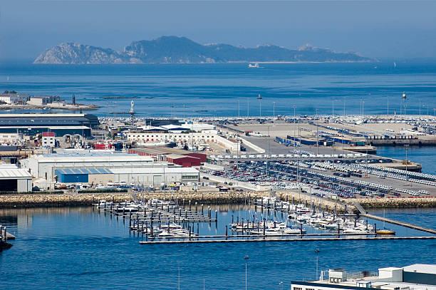 Hafen von Vigo – Foto