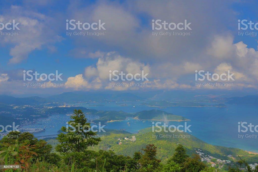 牛尾海香港圖像檔