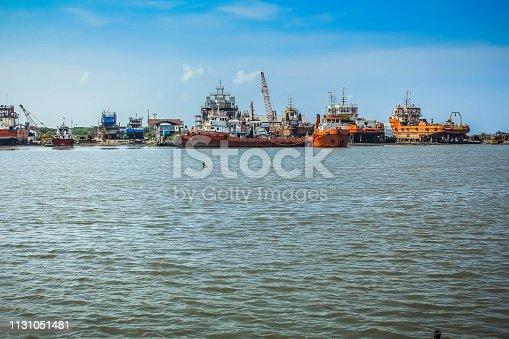 port ship shipping