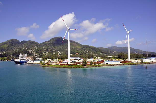 Port Victoria auf den Seychellen – Foto