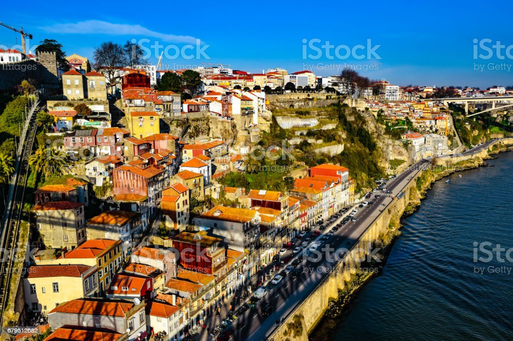 Port View royalty-free stock photo