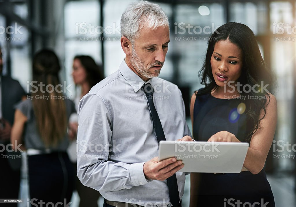 Portability makes all the difference in improving productivity stock photo