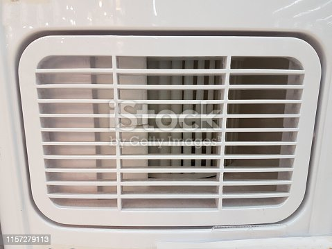 177118473 istock photo portable air condition for home use air conductors white 1157279113
