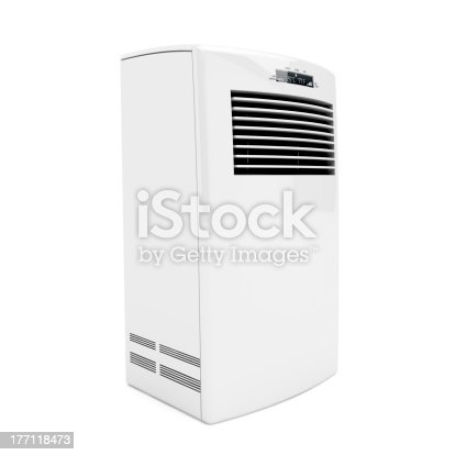 istock Portable air conditioner 177118473