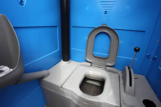 Portable chemical toilet  portable toilet stock pictures, royalty-free photos & images