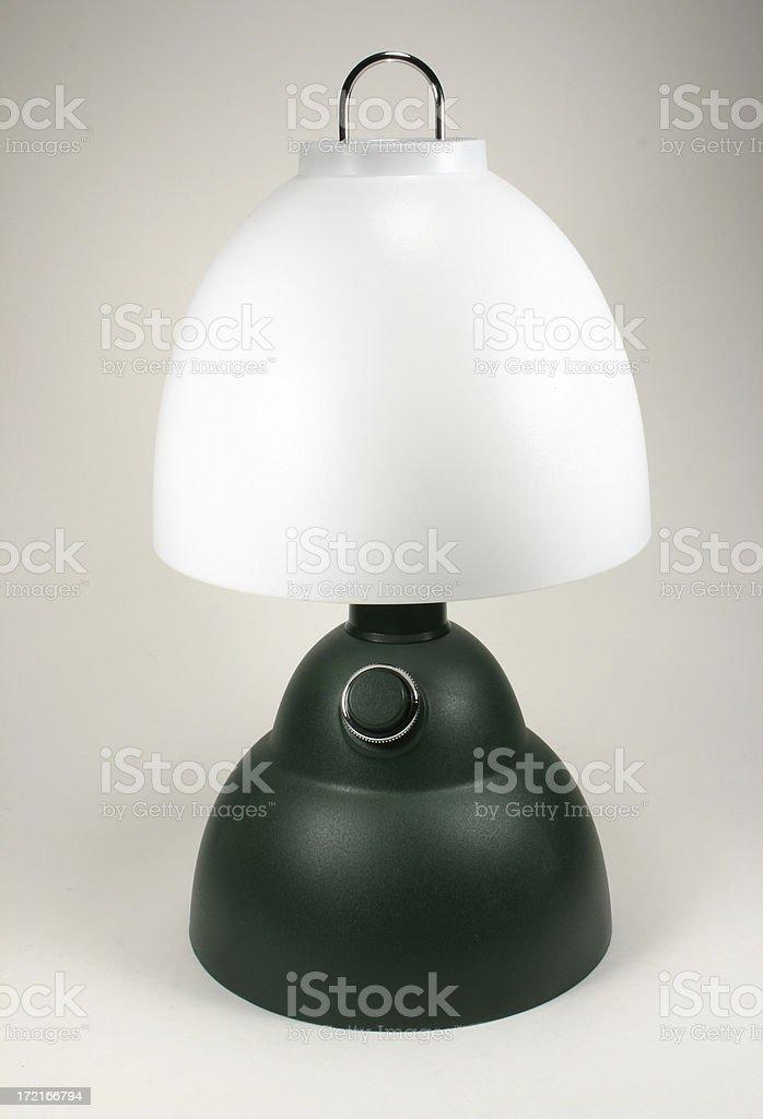 Portable Lantern stock photo