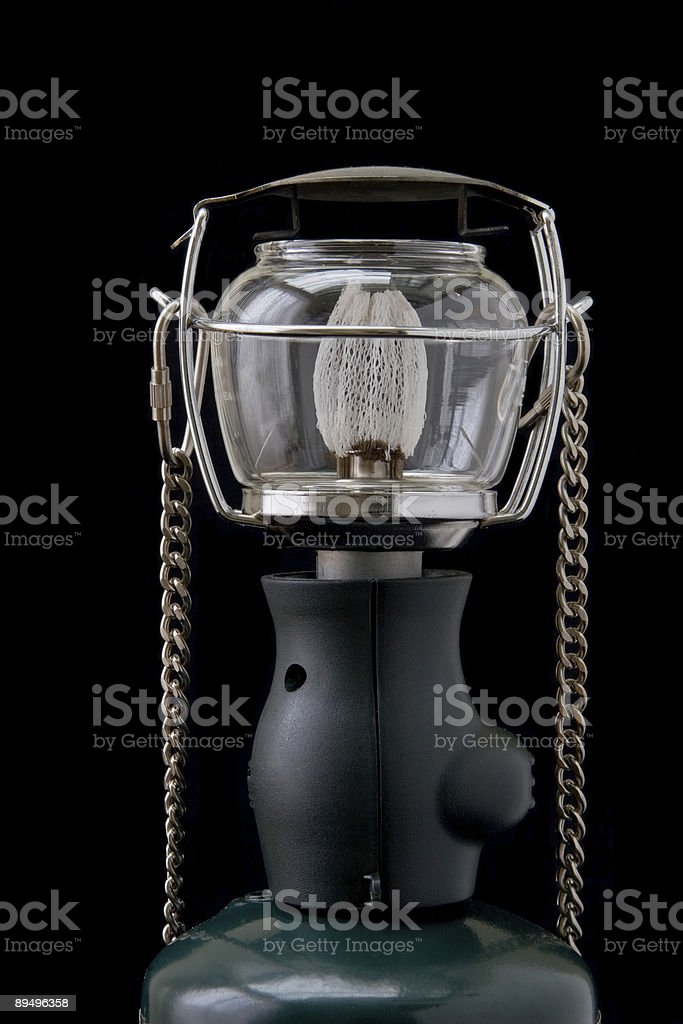 Portable Light. royalty free stockfoto